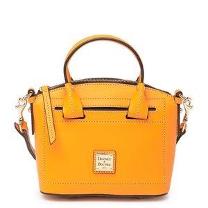 Dooney & Bourke Florentine Mini Leather Satchel